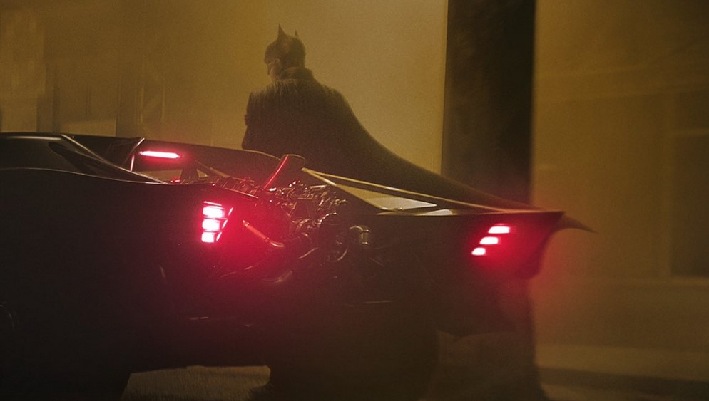 Matt Reeves Shares First Look at Adam West-Inspired Batmobile