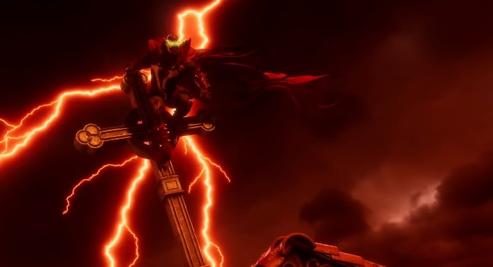 Spawn Arrives in New Gameplay Trailer for Mortal Kombat 11