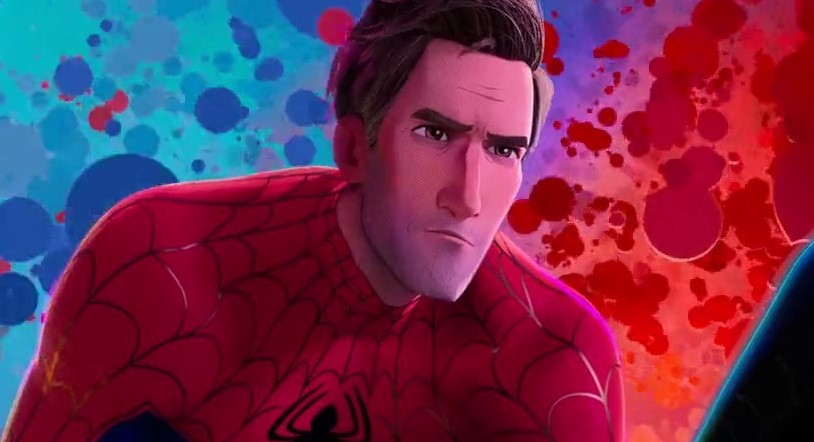 Into the Spider-Verse's Jake Johnson is Offering Messages to Kids from Spider-Man