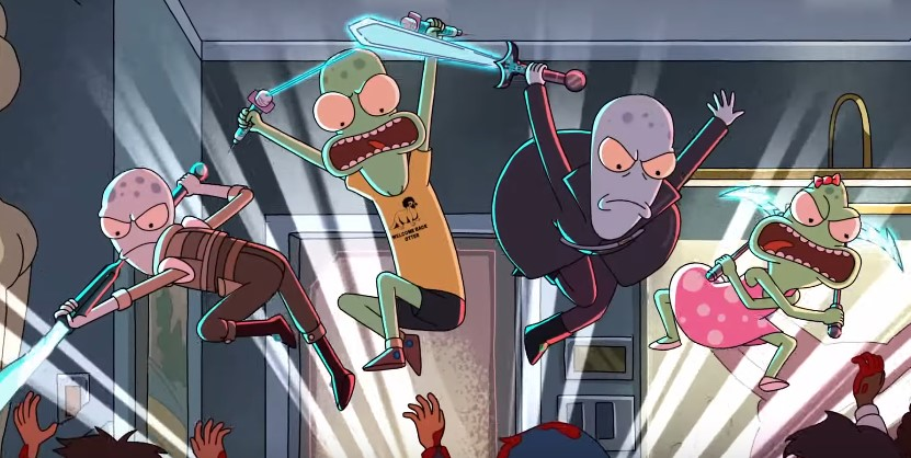 Solar Opposites: Watch Trailer for New Show from Justin Roiland