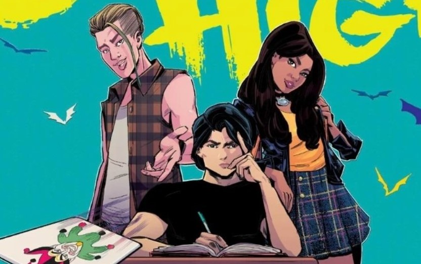 Gotham High: DC is Bringing Batman and His Rogues to High School in New Comic
