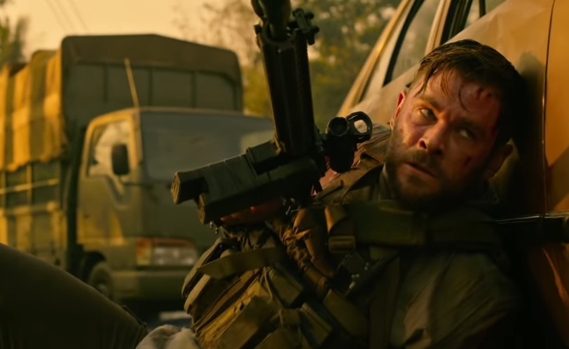 Chris Hemsworth Extraction Movie Gets New Trailer