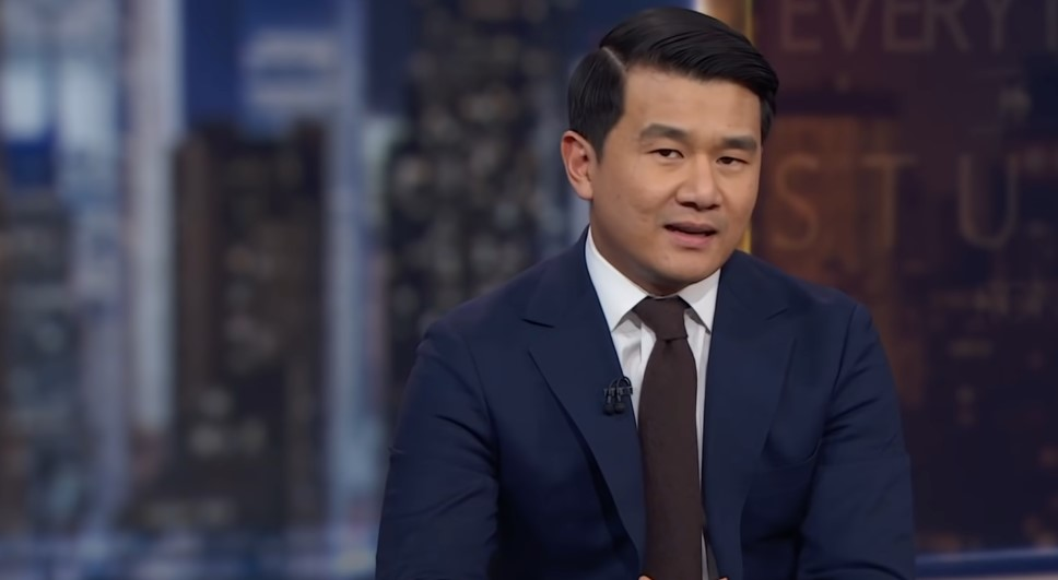 Shang-Chi Casts The Daily Show's Ronny Chieng