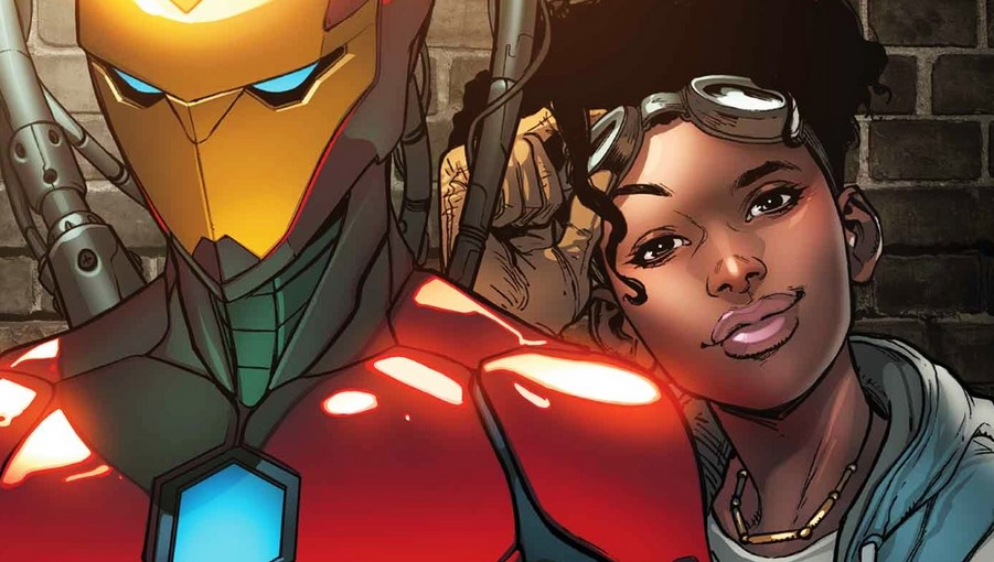 Riri Williams/Ironheart is said to be Debuting in a Disney+ War Machine Series