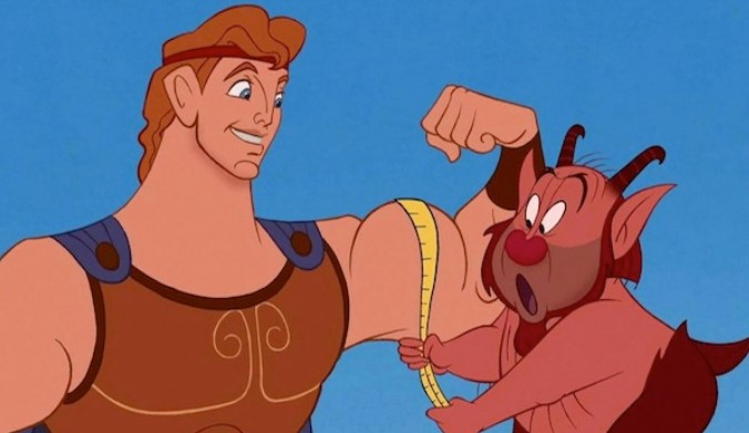 Disney's Hercules is Getting the Live-Action Adaptation