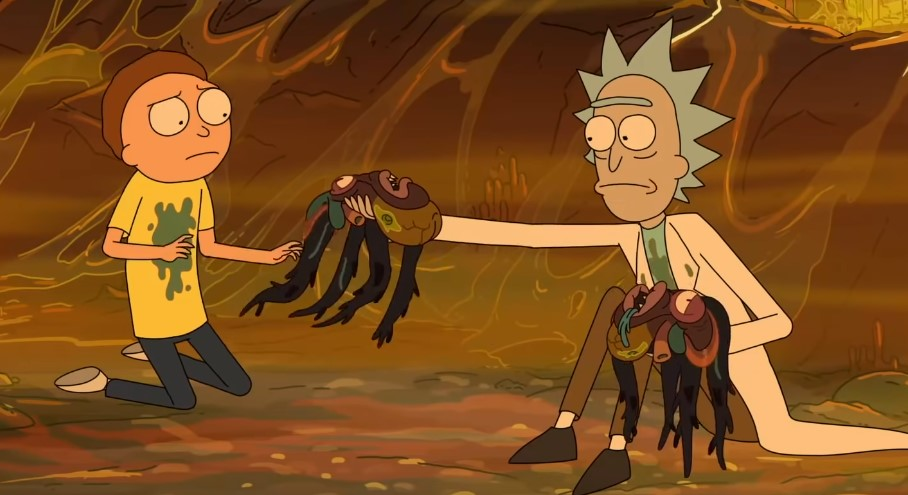 Rick and Morty 4 Reveals Titles of Final Episodes