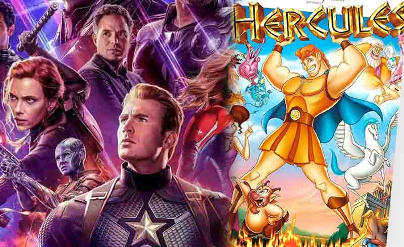 Russo Brothers Officially Producing Disney's Live-Action Hercules