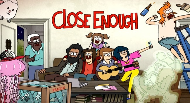 Close Enough has been Renewed for a Second Season