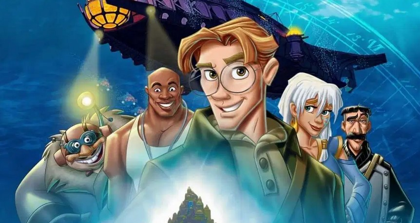 Disney's Atlantis: The Lost Empire is Getting the Live-Action Treatment