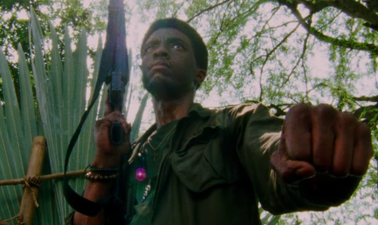 Da 5 Bloods has Chadwick Boseman Fighting in the Vietnam War
