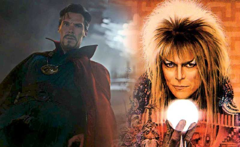 Labyrinth Sequel Nabs Doctor Strange Director