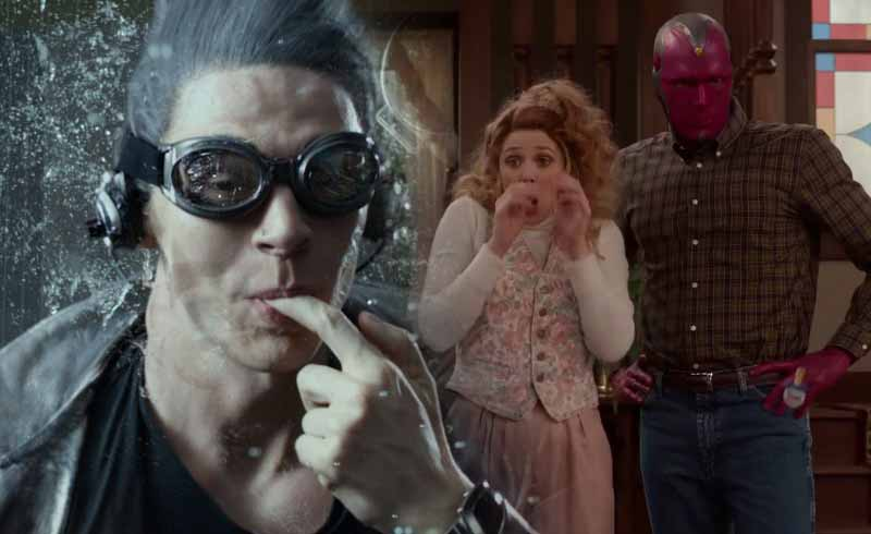 WandaVision Casts Fox's Quicksilver Evan Peters