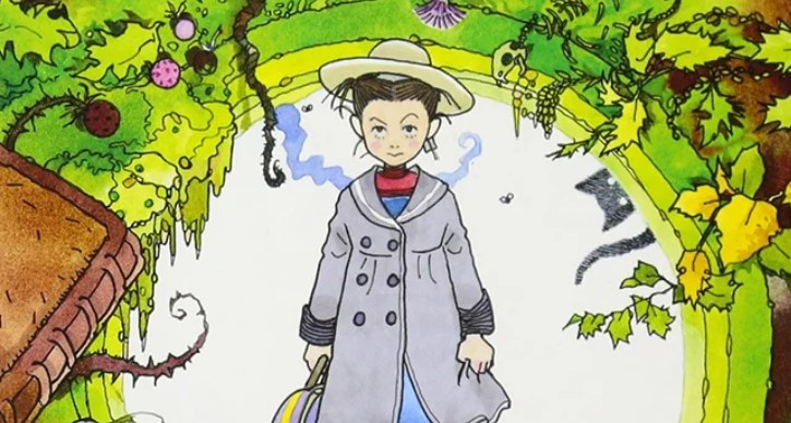 Studio Ghibli to Release Their First CG-Animated Movie, Aya and The Witch