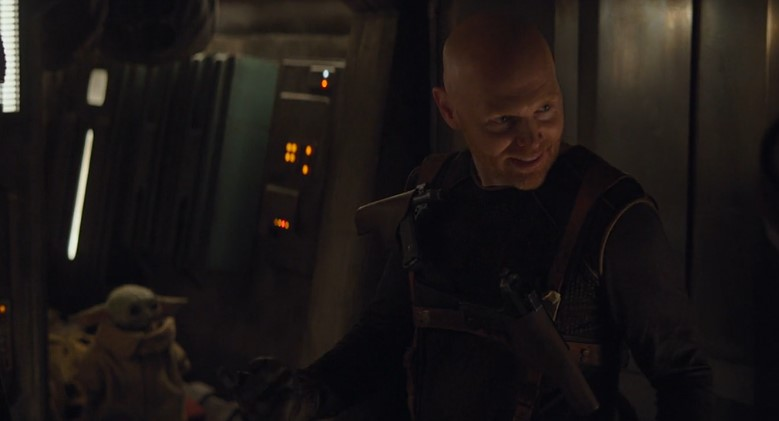 Bill Burr Compared Shooting The Mandalorian to Fraggle Rock