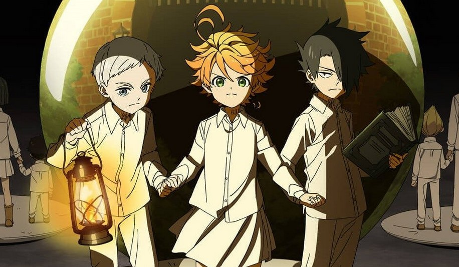 Amazon to Adapt The Promised Neverland to Live-Action