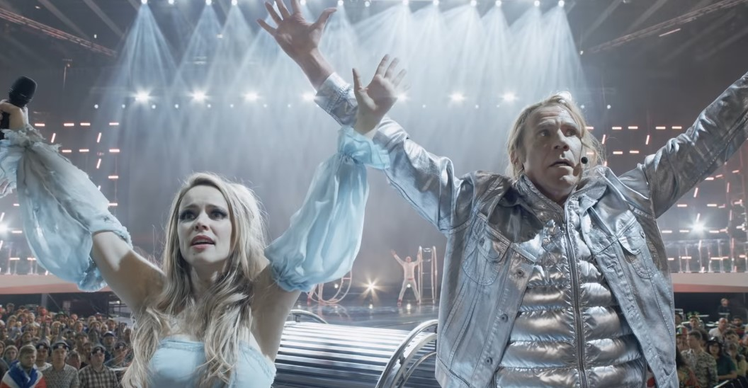 Will Ferrell and Rachel McAdams Star in Trailer for Netflix's Eurovision Song Contest: The Story of Fire Saga