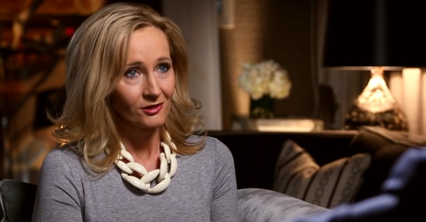 J.K. Rowling Under Fire for Stand on Biological Sex