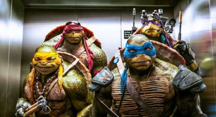 CBS is Developing a Live-Action Teenage Mutant Ninja Turtles Spinoff Series
