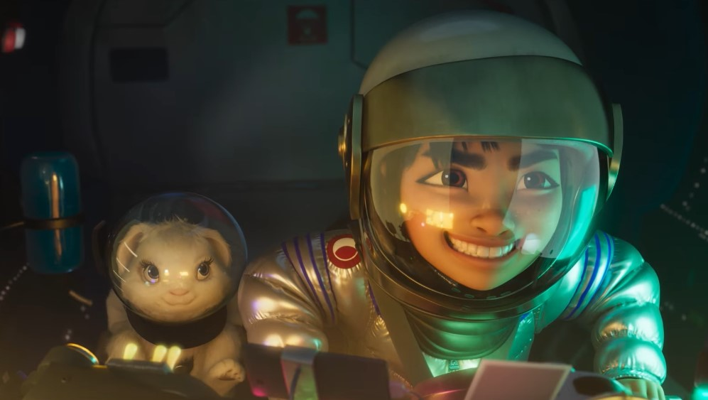 Trailer for Netflix's Over the Moon is a Visual Delight
