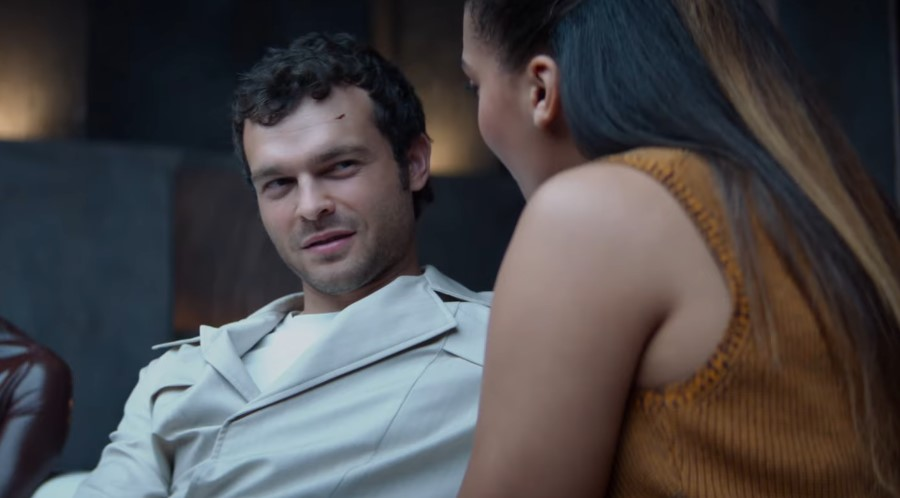 Brave New World: Alden Ehrenreich is John the Savage in New Trailer
