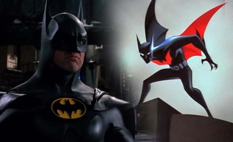Michael Keaton Allegedly Wants Tim Burton to Direct Batman Beyond Movie