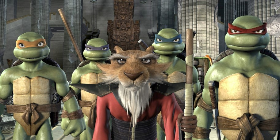 Seth Rogen and Nick Reboot TMNT with CG-Animated Movie