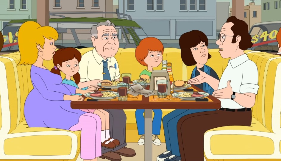 Meet Grandpa Murphy in New Trailer for F is for Family Season 4