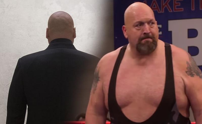 WWE Star The Big Show Wants to be the Next Kingpin for the MCU