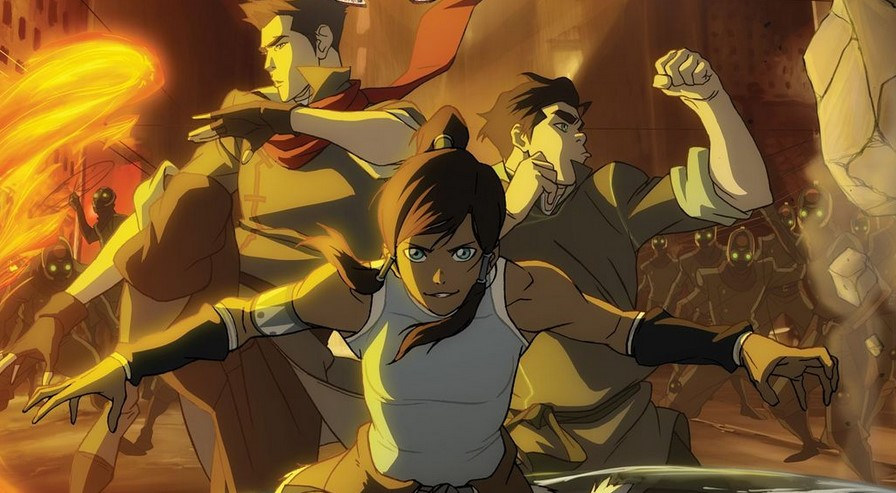 The Legend of Korra is Coming to Netflix