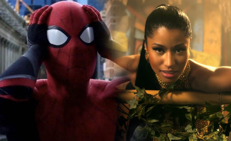 Tom Holland Goes Trending as Word Spreads that He's Nicki Minaj's Baby Daddy