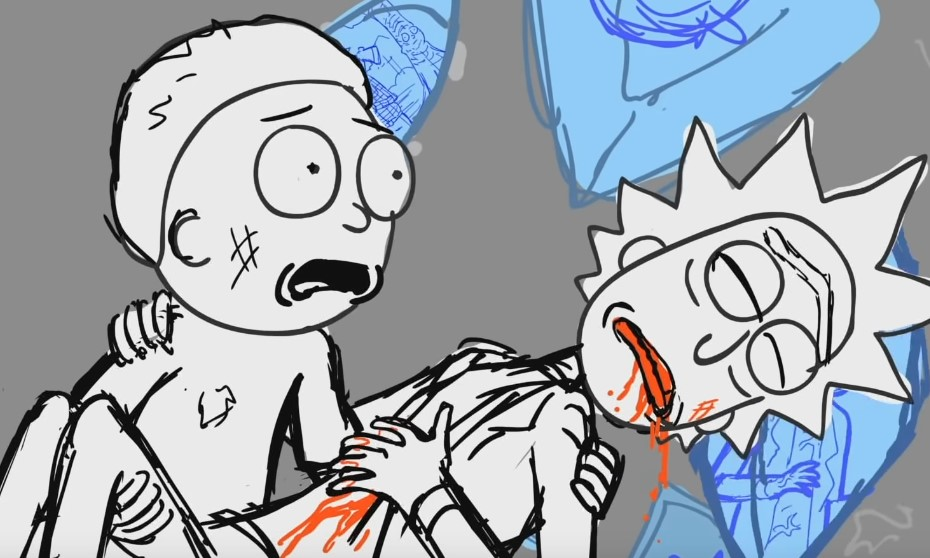 Adult Swim Gives First Look at Rick and Morty 5