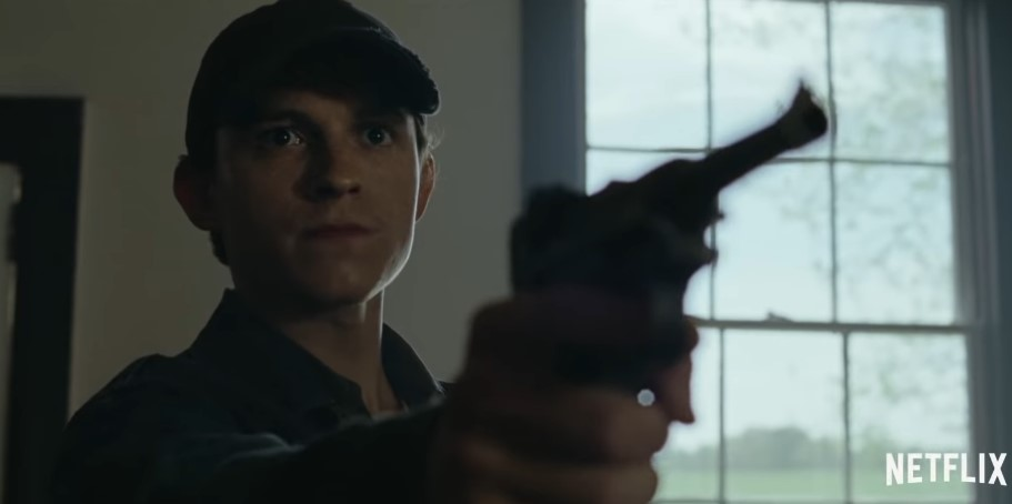 Tom Holland, Robert Pattinson, and More Star in Trailer for Netflix's The Devill All the Time