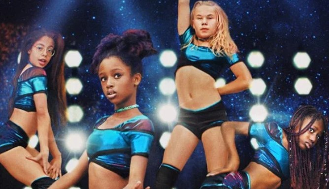 Netflix Apologizes for Apparently Sexualizing Children in Cuties Poster