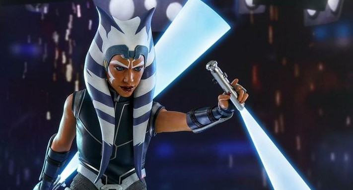 Hot Toys' Ahsoka Tano Figure is Closest to Live-Action Version