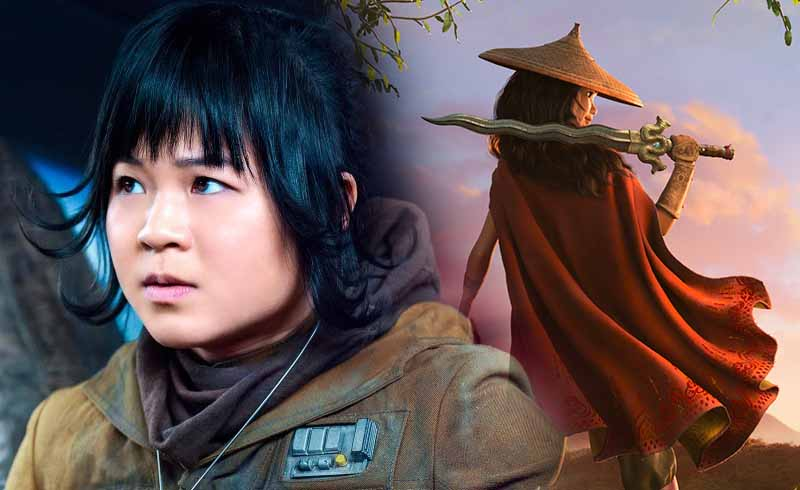 Kelly Marie Tran is Raya and the Last Dragon's New Lead