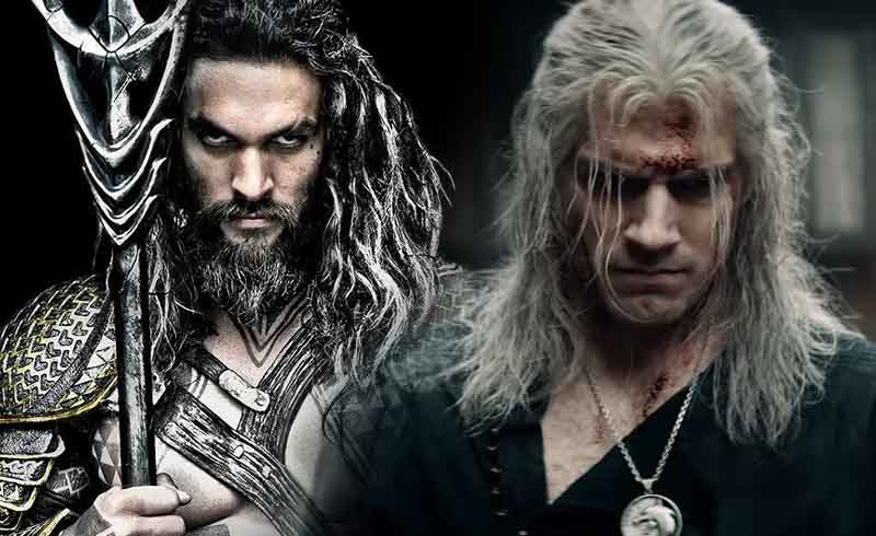Jason Momoa Reportedly Being Eyed for The Witcher Prequel