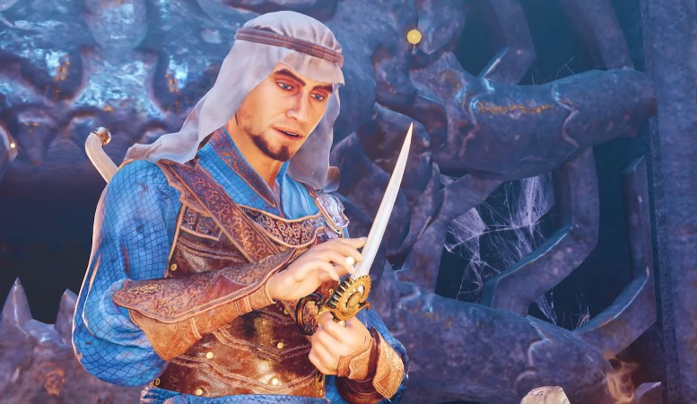 Ubisoft Drops Announce Trailer for Prince of Persia: The Sands of Time Remake