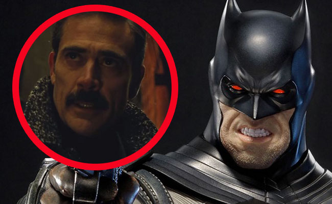 Is This Concept Art for Thomas Wayne's Batman in Flashpoint?