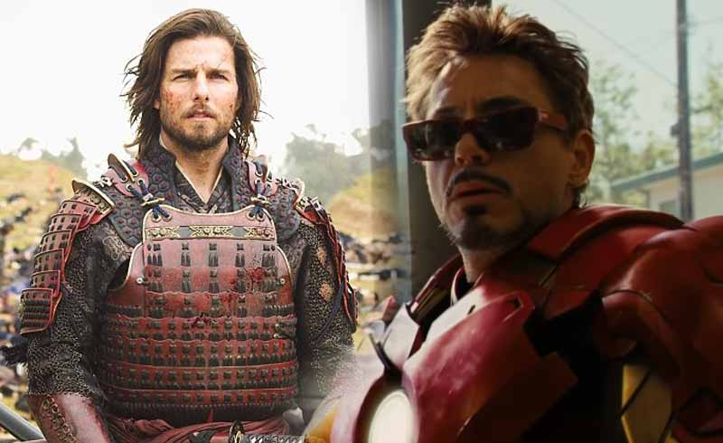 Marvel Allegedly Wants Tom Cruise to Play Iron Man in Doctor Strange Sequel