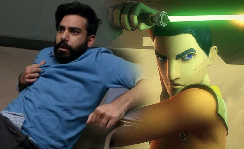 The Mandalorian: Has iZombie's Rahul Kohli been Cast as the Live-Action Ezra Bridger?