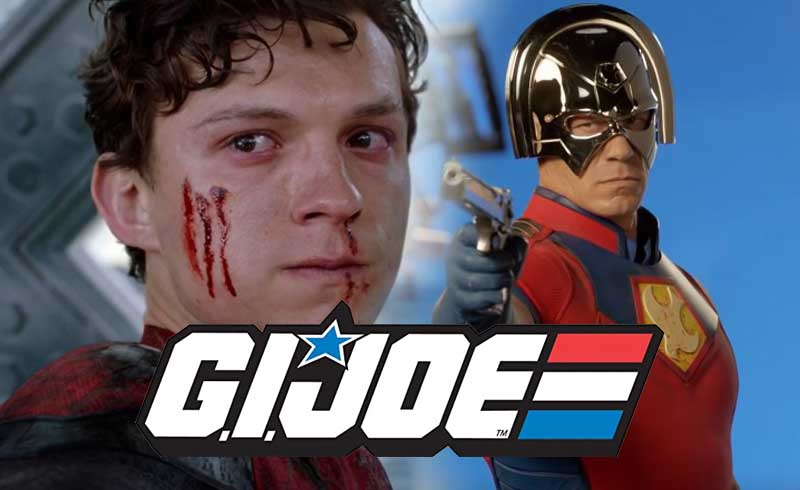 G.I. Joe Reboot Eyeing Tom Holland and John Cena