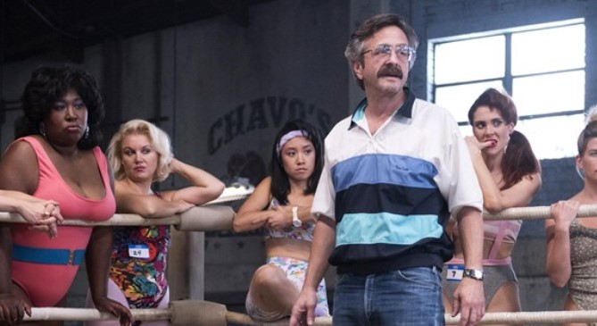 Marc Maron Urges Netflix to #SaveGLOW with a Sendoff Film