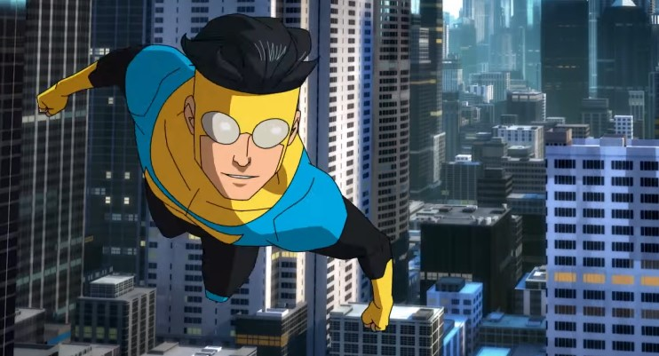 Watch First Trailer for Robert Kirkman's Invincible Series