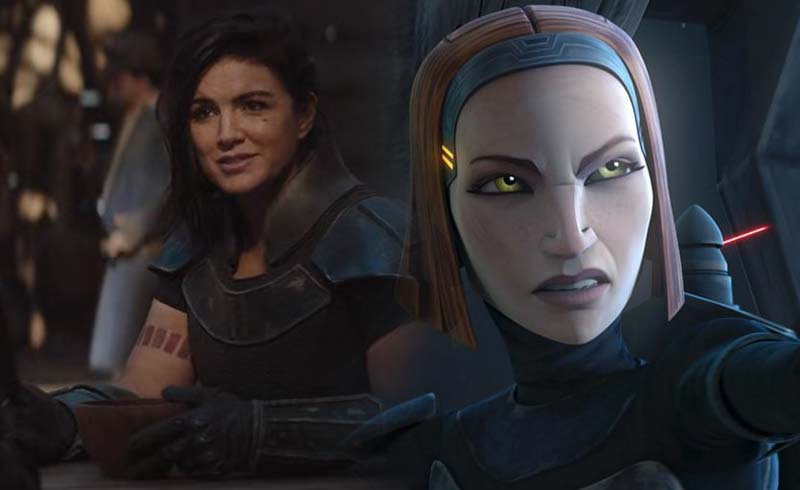 Lucasfilm Allegedly Wants to Make a Series Centered on Cara Dune and Bo-Katan