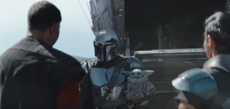 The Mandalorian Season 2 Sneak Peek Reveals Another Returning Character