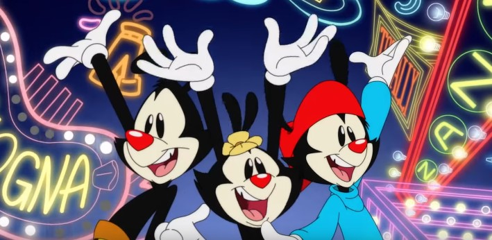 Hulu's Animaniacs Reboot Gets a Zany New Trailer