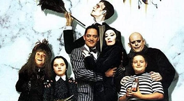 Live-Action Addams Family TV Series in Development with Tim Burton