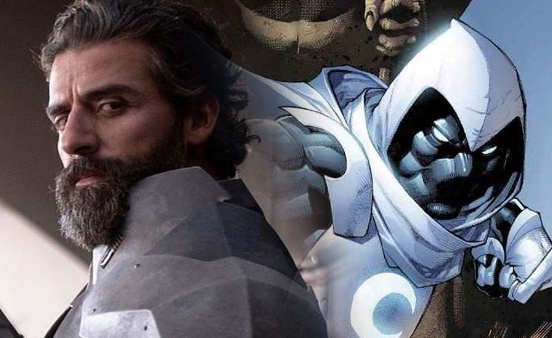 Oscar Isaac in Talks to Star as Marvel's Moon Knight