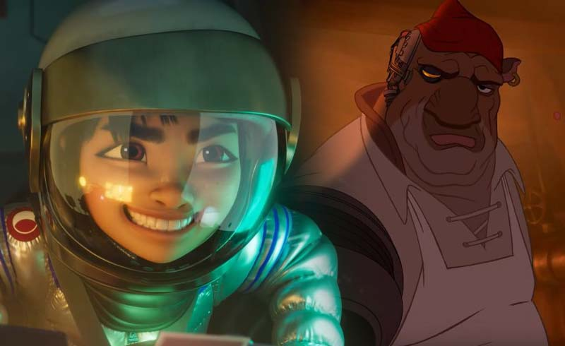 Over the Moon Director Still Bummed about Treasure Planet
