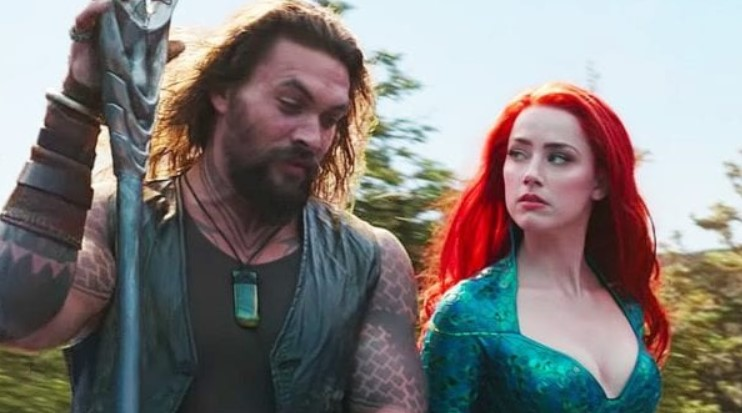 Petition to Remove Amber Heard in Aquaman 2 Surpasses a Million Signatures